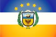 Bandera de Colón, Colón