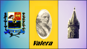 Bandera de Valera, Trujillo