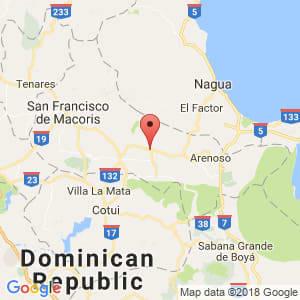 Localización de Castillo en Duarte