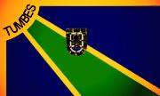 Bandera de Tumbes, Tumbes