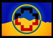 Bandera de Calama, Antofagasta