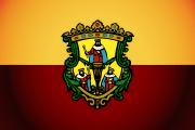 Bandera de Morelia, Michoacán de Ocampo