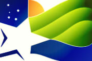 Bandera de Coquimbo, Coquimbo