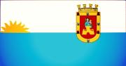 Bandera de Trujillo, Colón