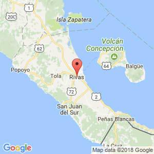 Localización de Rivas en Rivas