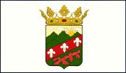 Bandera de San Francisco de Macorís, Duarte