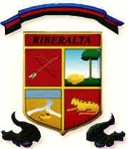 Bandera de Riberalta, Beni