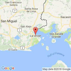 Localización de La Unión en La Unión