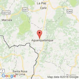 Localización de San Juan en La Paz