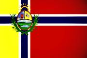 Bandera de Cagua, Aragua