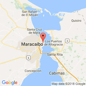 Localización de Parroquia Olegario Villalobos en Zulia