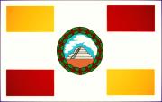 Bandera de Huehuetenango, Huehuetenango