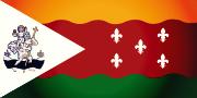 Bandera de San Cristóbal, Táchira