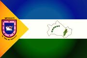 Bandera de Matagalpa, Matagalpa