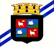Bandera de Puerto Cortés, Cortés