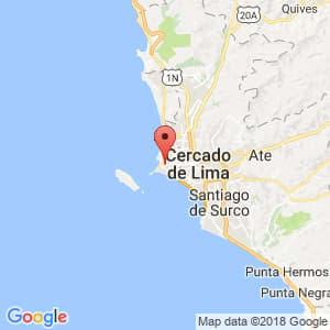 Localización de Callao en Callao