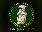 Bandera de Santa Lucía Cotzumalguapa, Escuintla
