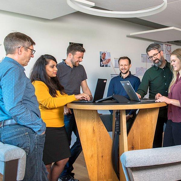 Nexplore Bern Digital Workplace CRM Applikationsentwicklung