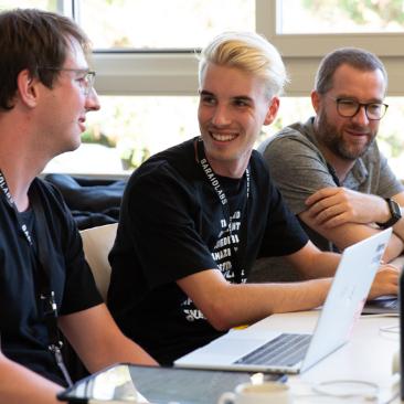 Nexplore BärnHäckt Hackathon Bern
