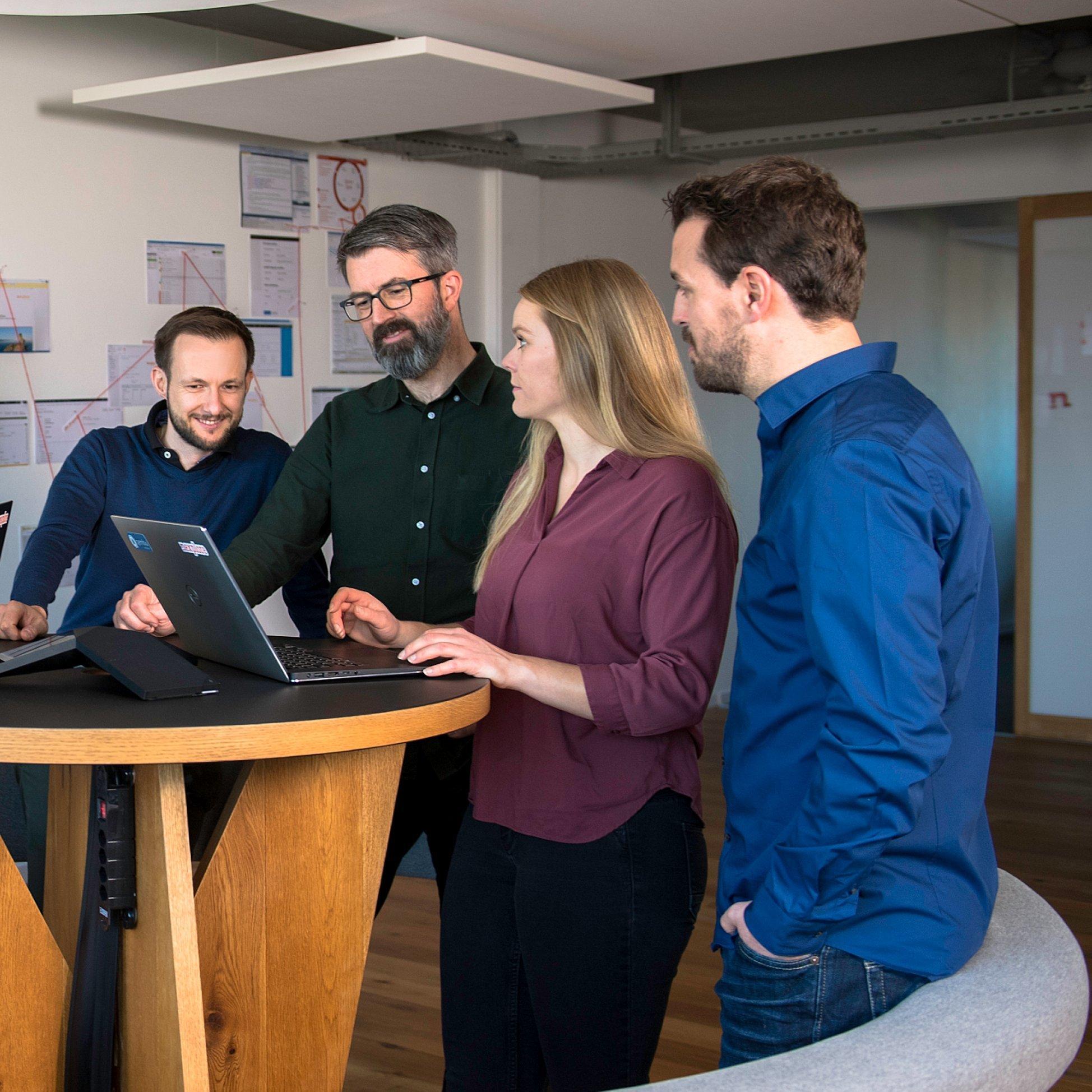 Microsoft Teams Einfuehrung Unternehmen - Nexplore Angebot