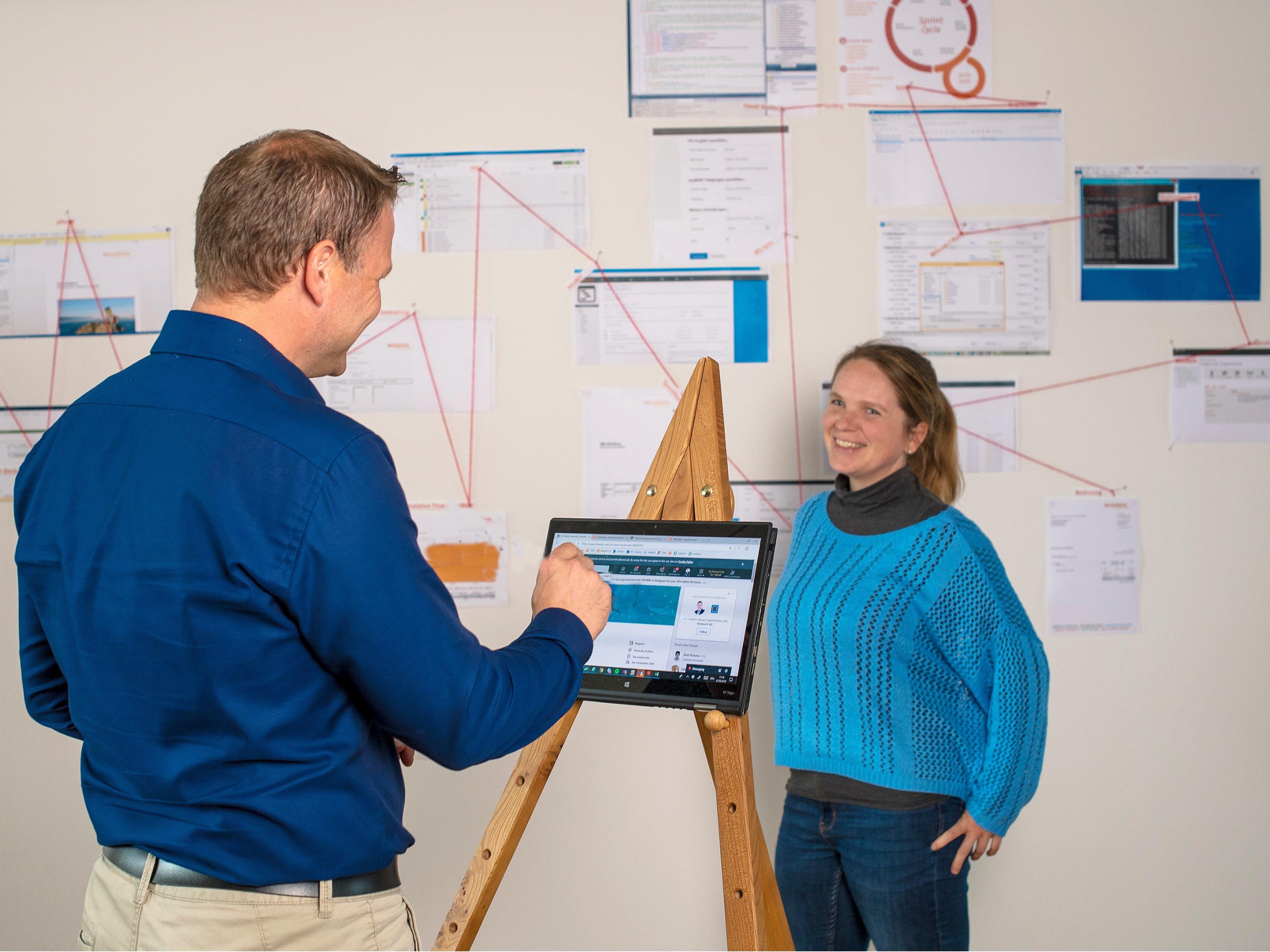 Nexplore Bern CRM Dynamics 365