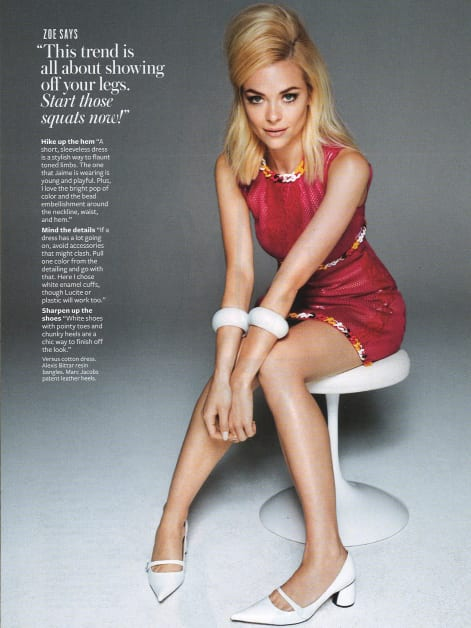Next / Los Angeles / Jaime King
