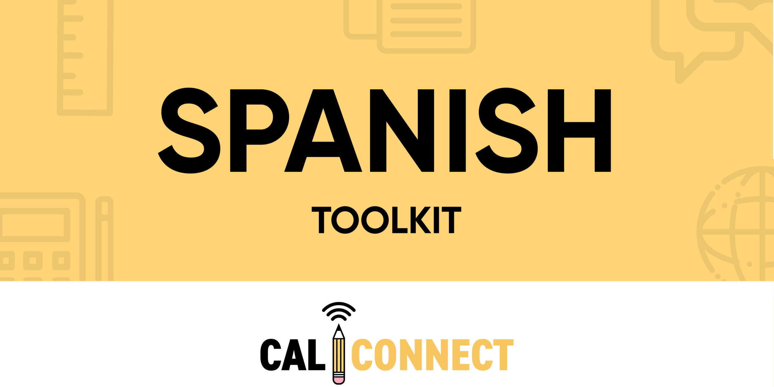CALConnect Spanish Toolkit