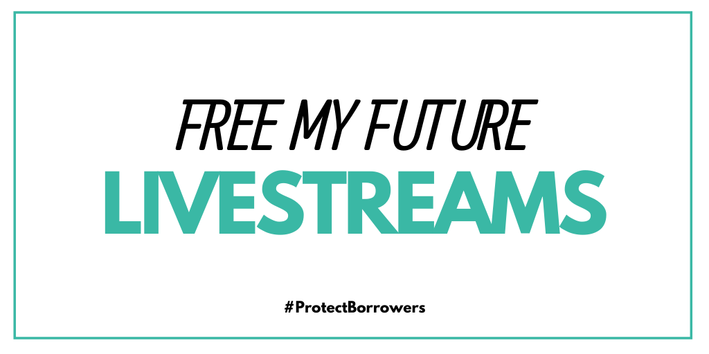 Free My Future Livestreams