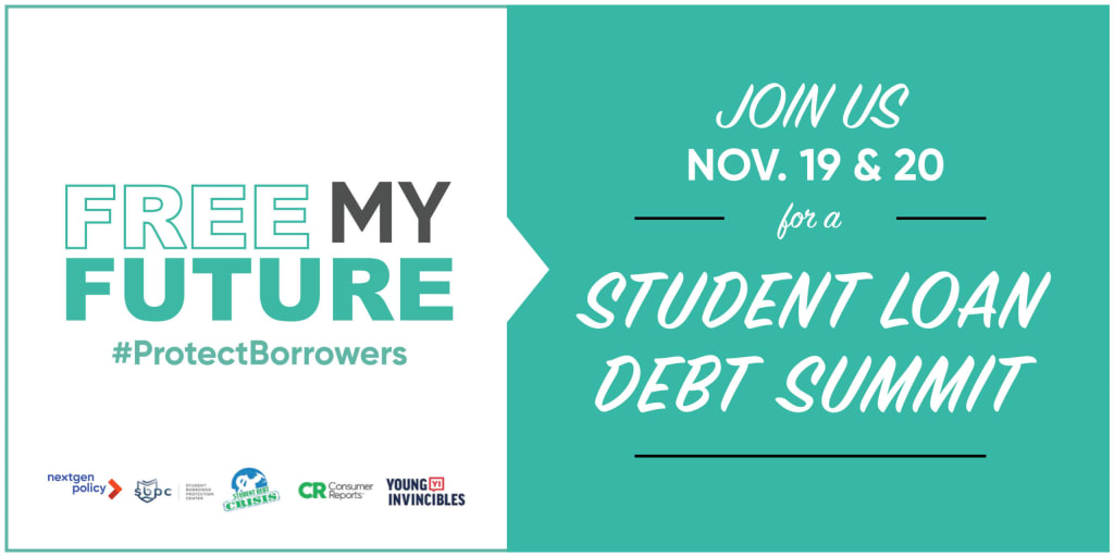 Free My Future: Join us Nov. 19-20