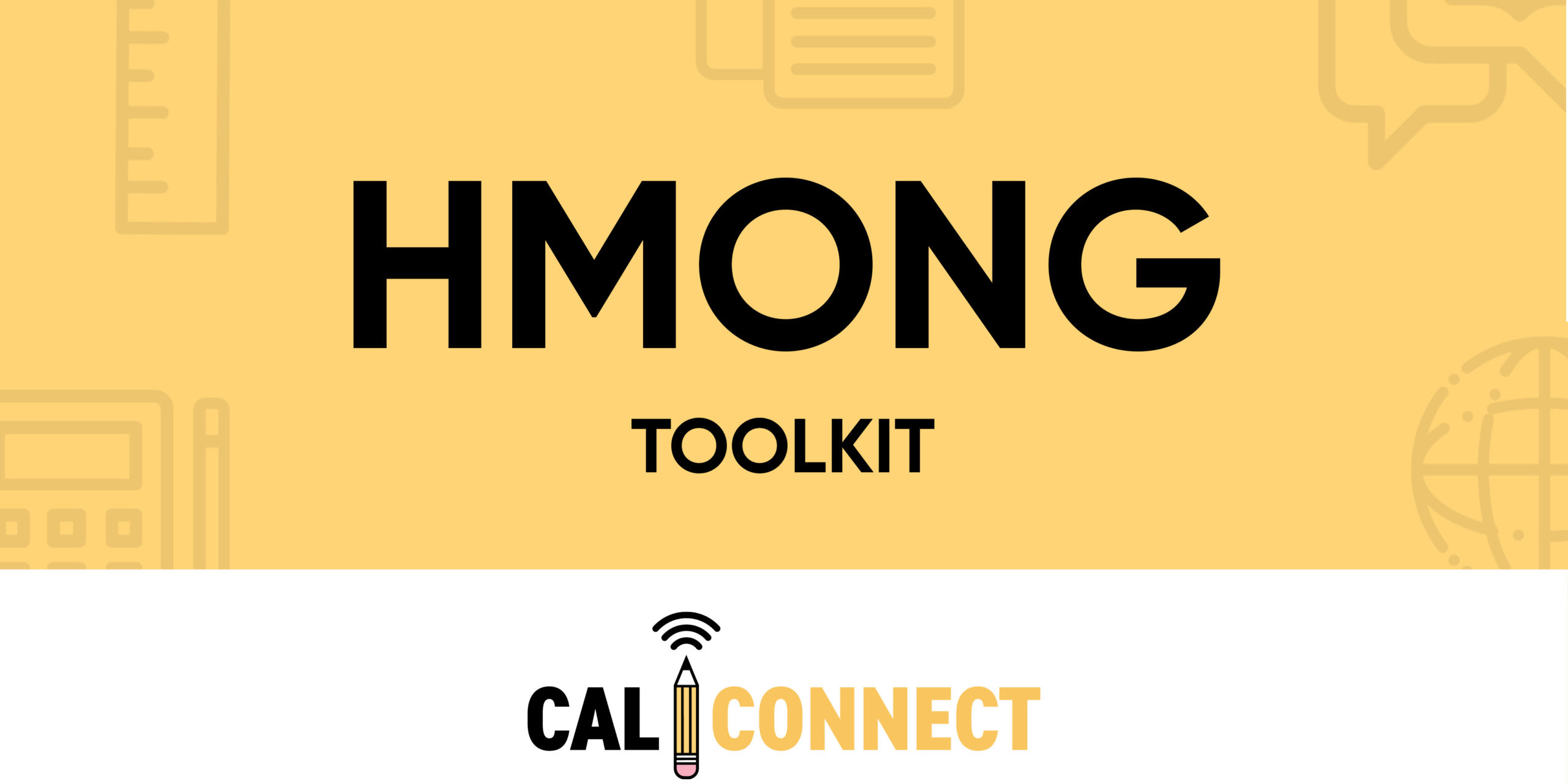 CALConnect Hmomg Toolkit