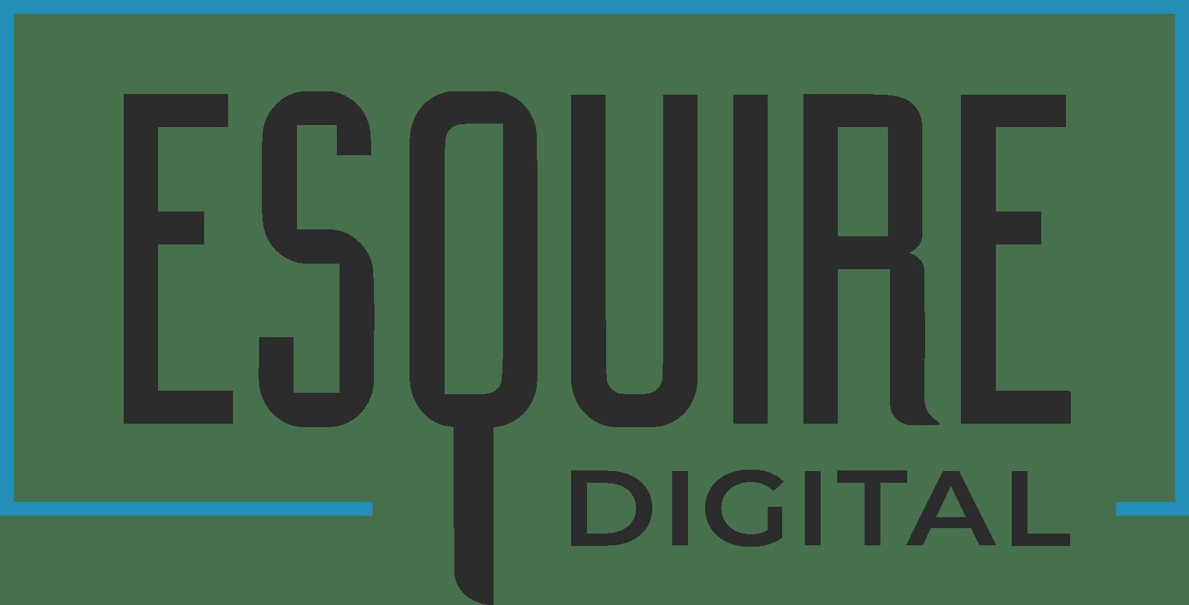 Esquire Digital Logo