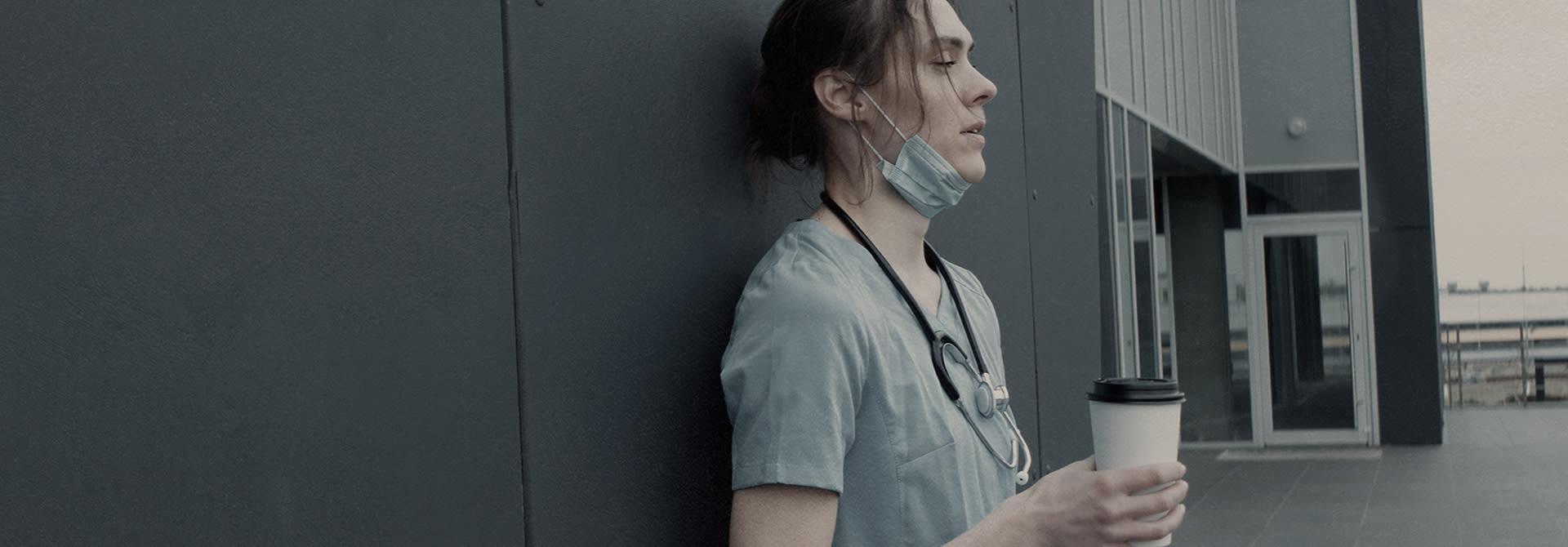 covid nurse