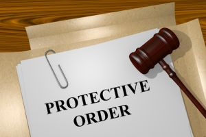 protection from abuse order