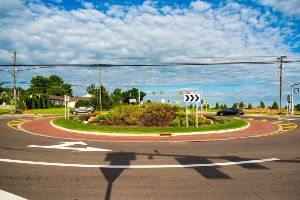 Are Roundabouts in Pennsylvania Reducing the Number of Car Crashes?