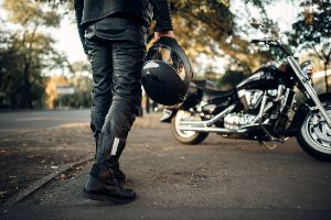 How Motorcycle Helmets Reduce Injury Rates