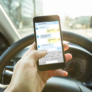 distracted driving accident lawyer colmar pa