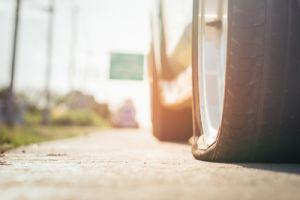 tire blowout injury florida