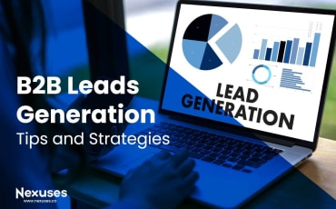 Lead generation non a laptop
