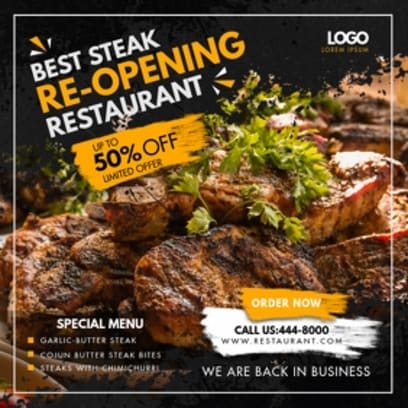 Reopening offers