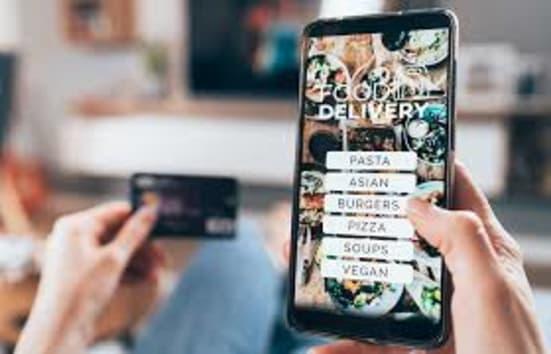 Restaurant marketing ideas - food dellivery