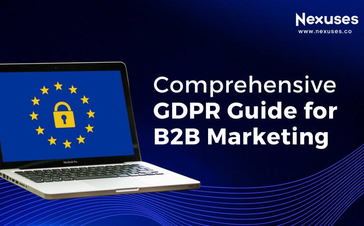 GDPR guide for b2b marketing