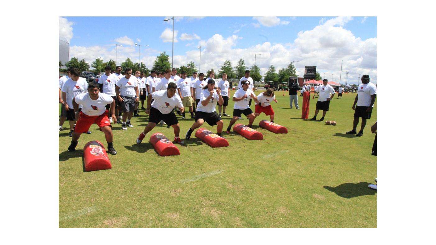 Cardinals High School Skills and Educational Camp