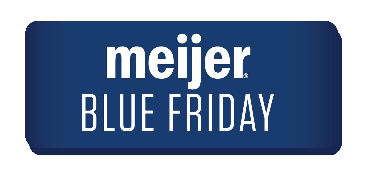 meijer blue friday