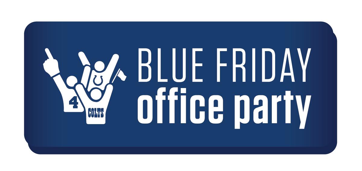 blue friday office party
