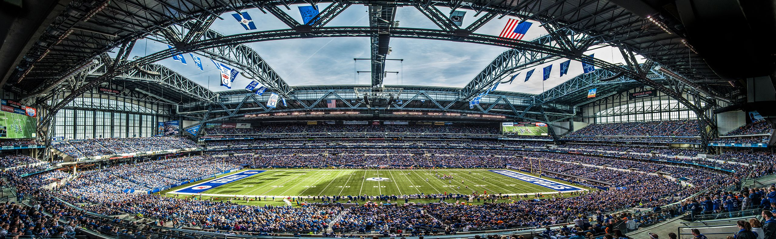Colts Stadium Information Indianapolis Colts Colts Com