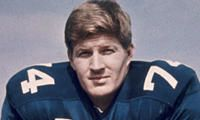 Bob Lilly: Defensive tackle, 1961-1974 Inducted: 1980
