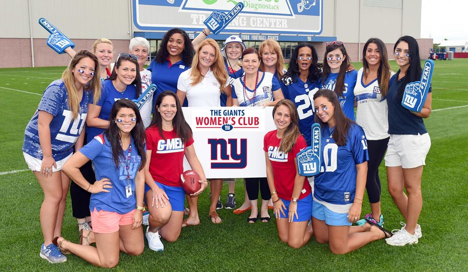 Join the Giants Women's Club