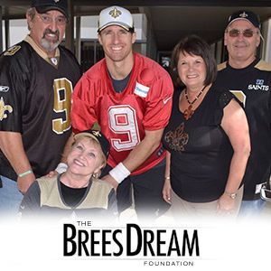 ​Brees Dream Foundation