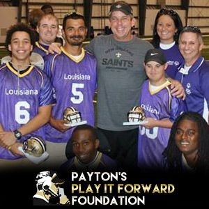 Payton's Play It Forward Foundation