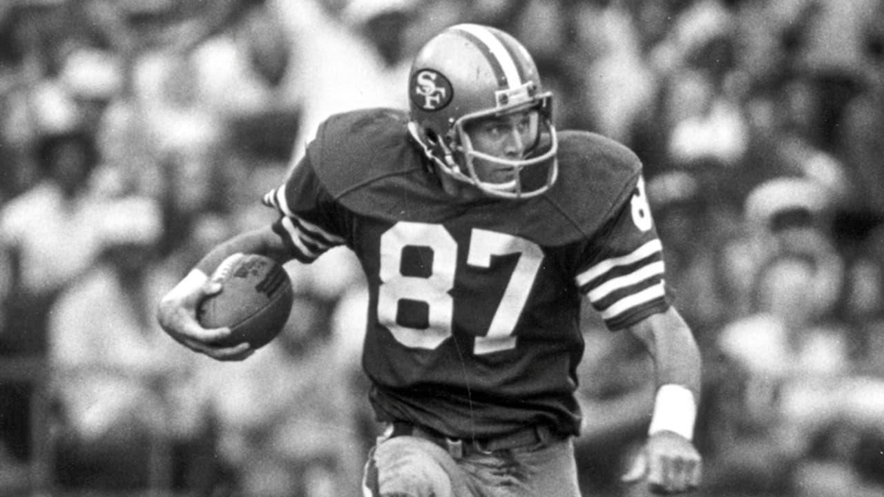 """Good Morning Football"" Honors 49ers Legend Dwight Clark"